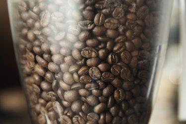 koffie zetten bonen