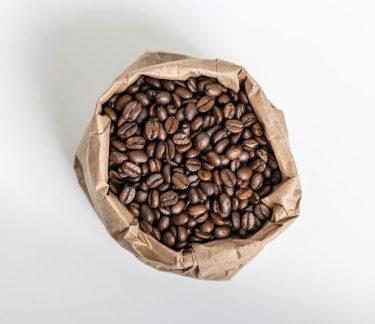 zak verse koffiebonen